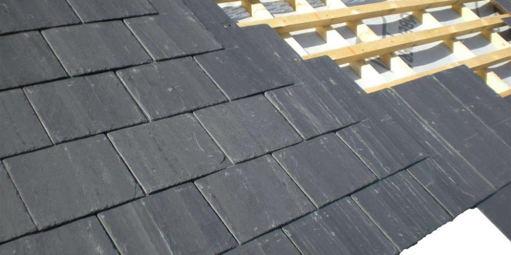 new roof slates