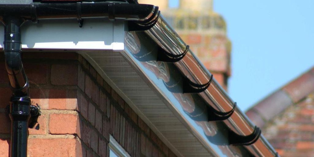 pvc guttering repairs in Dublin