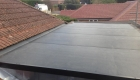 waterproof felt roof