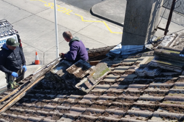 roof repair in dublin
