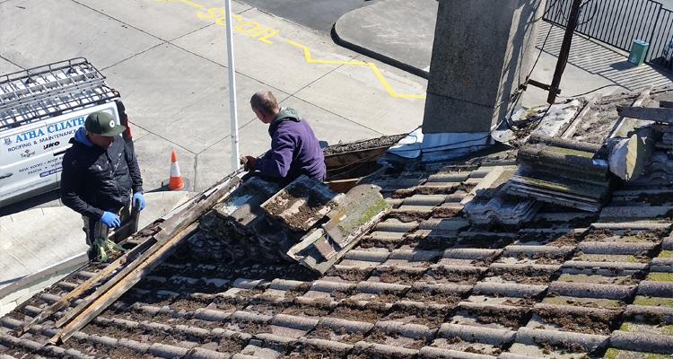 roof repair in dublin