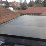 new flat roof installation in Dublin